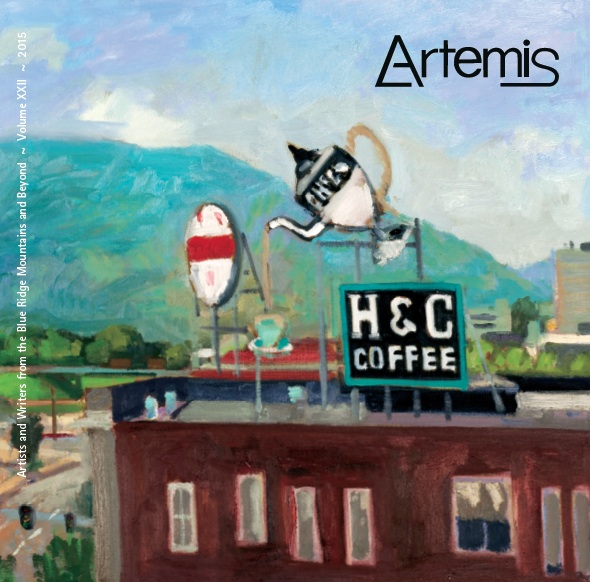 ARTEMIS 2015 featured Artist Bill White